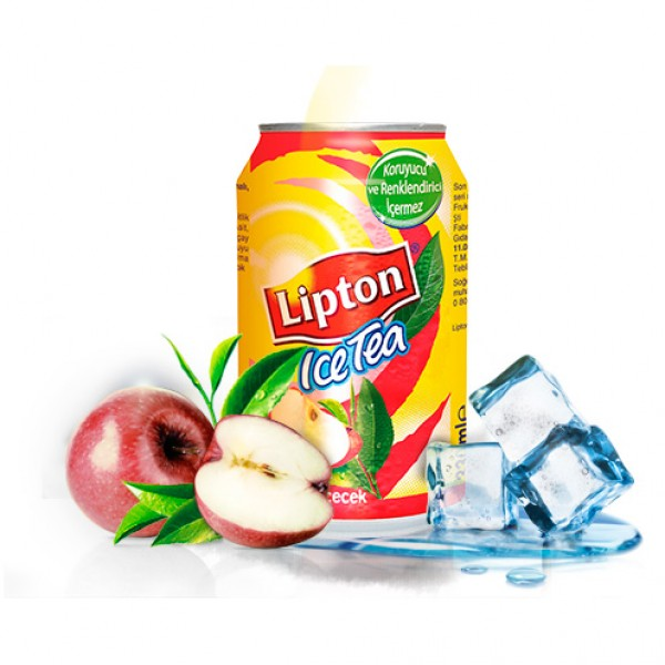 Lipton İce Tea Elma 330 ml