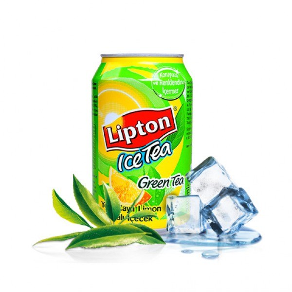 Lipton İce Tea Green Tea 330 ml