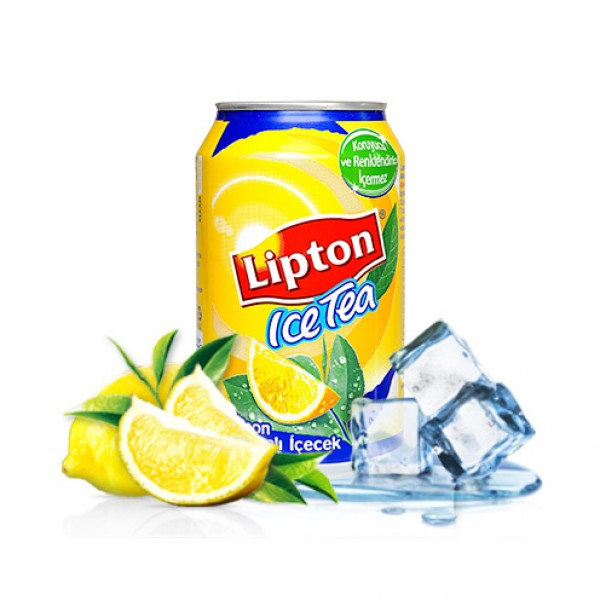 Lipton İce Tea Limon 330 ml