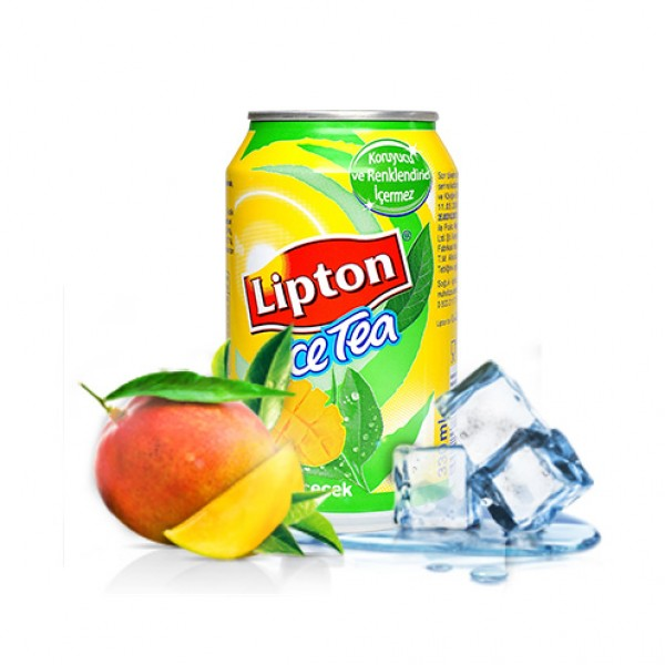 Lipton İce Tea Mango 330 ml