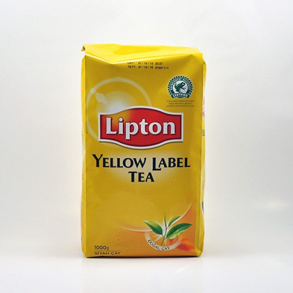 Lipton Yellov Label 1000gr