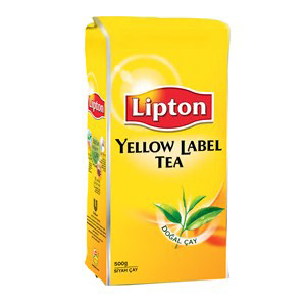 Lipton Yellov Label 500gr